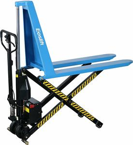 #9. Eoslift I10E Electric High Lift Pallet Scissor Jack Truck