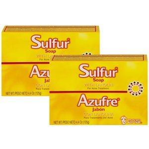 #9. Grisi Bio Sulfur Soap