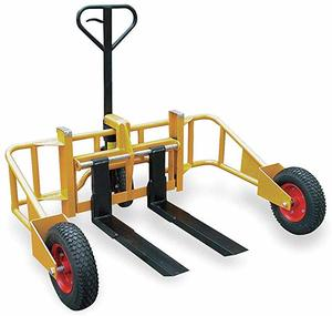 Top 10 Best All-Terrain Pallet Jacks In 2020 Reviews