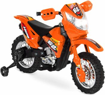 Best Choice Products 6V Kids Electric Battery Powered Ride On Motorcycle