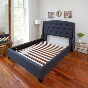 #1 Classic Brands Standard Solid Wood Bed Slat