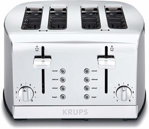 #1 KRUPS Breakfast Set Toaster