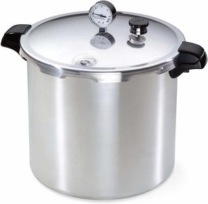 #1 Presto 01781 23-Quart Pressure Canner and Cooker