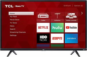 #1 TCL 40-Inch 1080p Smart LED Roku TV