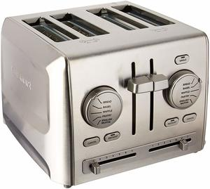 #10 Cuisinart CPT-640 4-Slice Metal Toaster