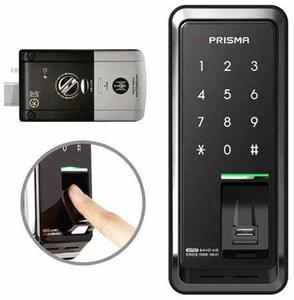 #10 Fingerprint Door Lock Keyless Smart Digital Security Lock 2