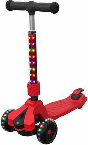 #10 Jetson Saturn Folding 3-Wheel Kick Scooter