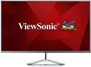 #10 ViewSonic 32-Inch 1080p IPS Monitor
