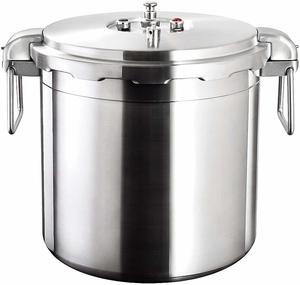 #11 Buffalo 32-QUART Stainless Steel Pressure Cooker