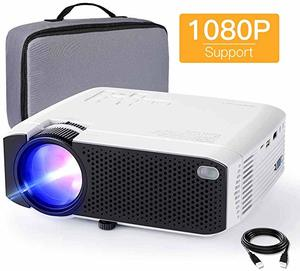 #2 Mini Projector APEMAN Supported Projector