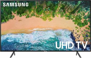 #2 Samsung Flat 4K Smart LED TV