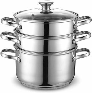 #3 Cook N Home NC-00313 Double Boiler Steamer