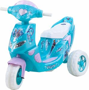 #3 Kid Trax Frozen Twinkling Lights Scooter