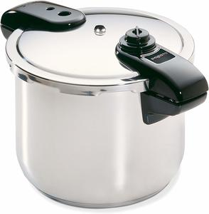 #3 Presto 01370 8-Quart Stainless Steel Pressure Cooker