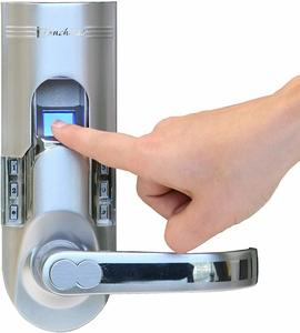 #3 iTouchless Bio-Matic Fingerprint Door Lock