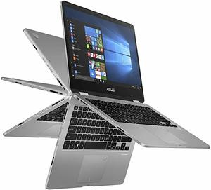 #4 ASUS 2-in-1 HD Touchscreen Laptop