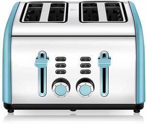 #4 CUSINAID Stainless Steel Toaster