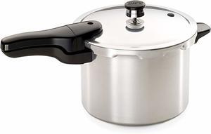 #4 Presto 01264 6-Quart Aluminum Pressure Cooker