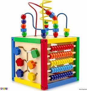 #4 play22 Activity Cube