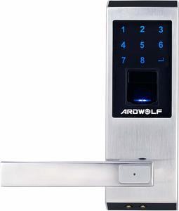 #5 Ardwolf A20 Security High-Sensitivity Biometric Key Lock