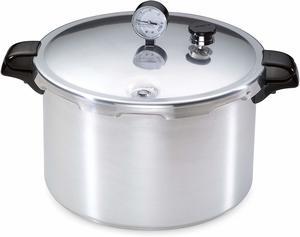 #5 Presto 01755 16-Quart Aluminum Canner Pressure Cooker