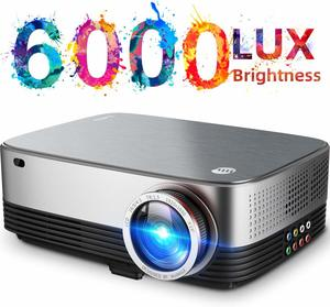 #5 VIVIMAGE C680 Native 1080p Led Projector