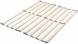 #5 Zinus Adrianne Solid Wood Vertical Bed Support Slat