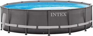 #6 Intex Ultra Frame Pool Set