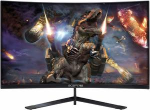 #6 Sceptre Curved Gaming LED Monitor