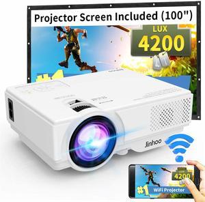 #6 WIFI Mini Projector