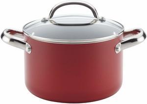 #7 Farberware 22015 Buena Cocina Nonstick Stock Pot