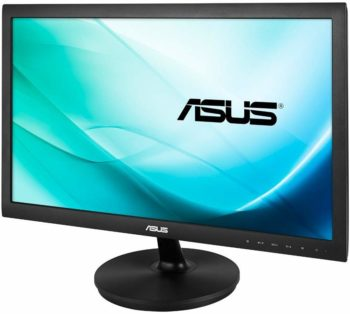 #8 ASUS Full HD DVI VGA Back-lit LED Monitor