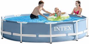 #8 Intex Prism Frame Pool Set