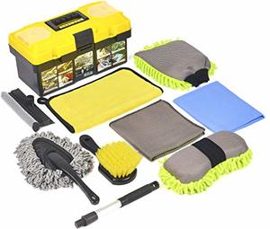 #8 Konpard Ultimate Car Cleaning Tool Kit