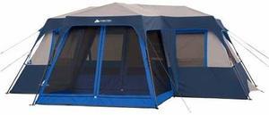 #8 Ozark Trail 12 Person Instant Cabin Tent