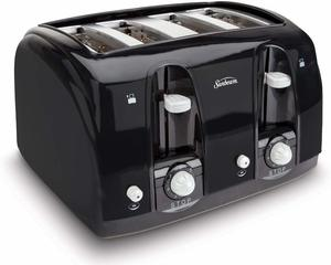 #8 Sunbeam Wide Slot 4-Slice Toaster