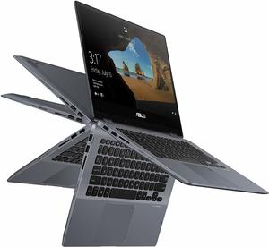 #9 ASUS VivoBook Touchscreen Laptop