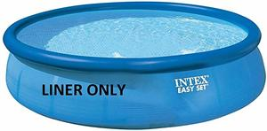 #9 Intex Round Easy Set Swimming Pool