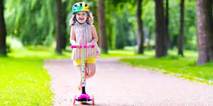 Best 3-Wheeled Electric Scooters for Kid