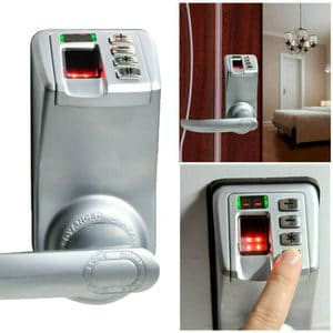 Top 10 Best Fingerprint Door Locks in 2021 Reviews