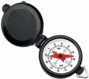 #2 Coleman Pocket Compass