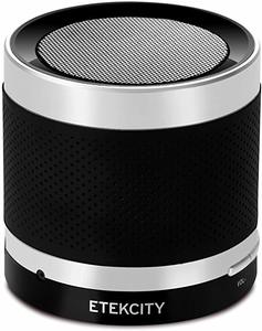 # 2Etekcity Portable USB Speaker with High-Def Stereo Sound