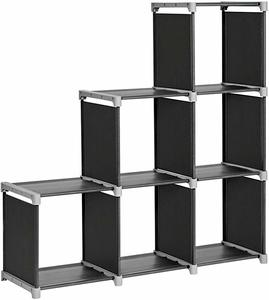 #3 SONGMICS 6-Cube Storage Rack