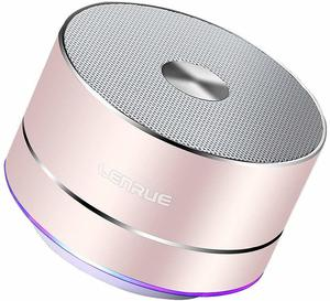 #4 A2 LENRUE Portable Wireless Bluetooth Speaker with Built-in-Mic