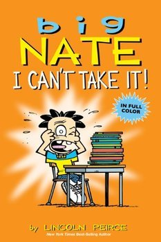 5 Big Nate I Can't Take It! Kindle & comiXology