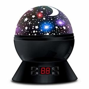 6. Star Sky Night Lamp