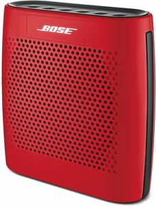 #9 Bose SoundLink Color Bluetooth Speaker (Red)