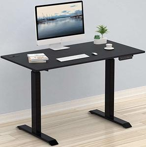 #07- SHW Electric Height Adjustable Computer Desk