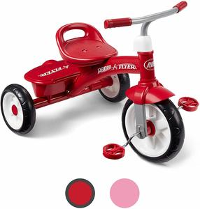 #1 - RADIO FLYER RED RIDER TRIKE