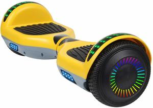 1- SISIGAD Hoverboard Scooter